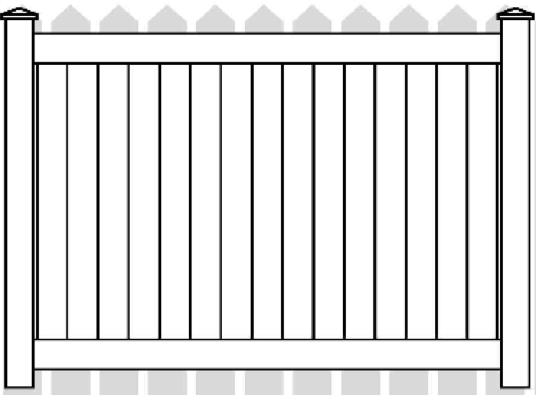How To Install Vinyl Fence Panels