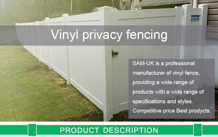 vinyl privacy fencing-1