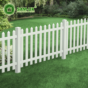 5x8 semi privacy vinyl fence panels yardworks