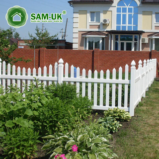 Cheap Vinyl Lattice Panel Fencing Garden Privacy Fence