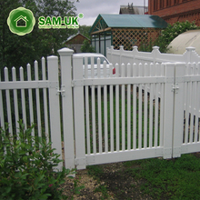 High Quality Cheap Customized Vinyl Privacy Fence Gate