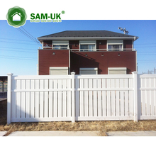 wholesale vinyl fencing with cheap plastic fence panel