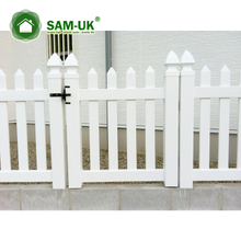 Cheap Pvc Fence Home Use Decoration Garden Vinyl Fencing
