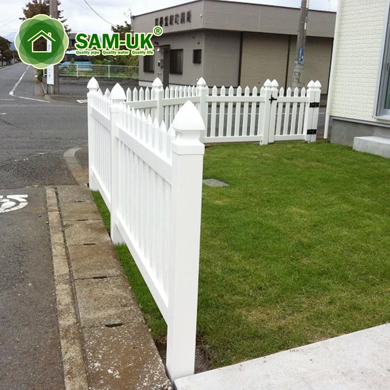 Cheap Pvc Fence Vinyl Pvc Used Privacy Fence