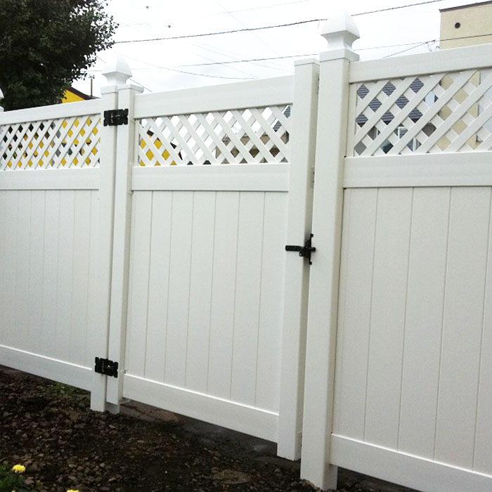 High Quality Vinyl Privacy Fence Factory
